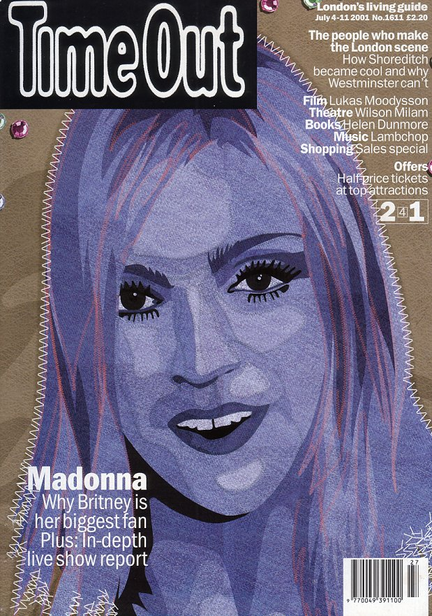 Time Out - 04 July 2001
