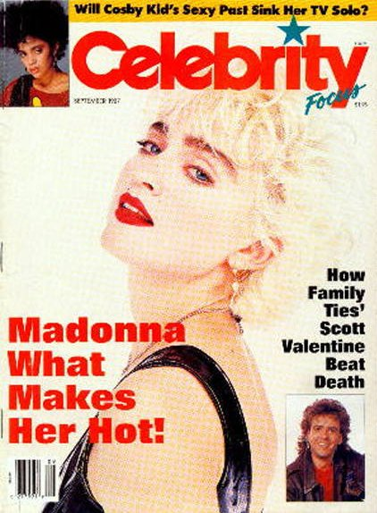 Celebrity - September 1987