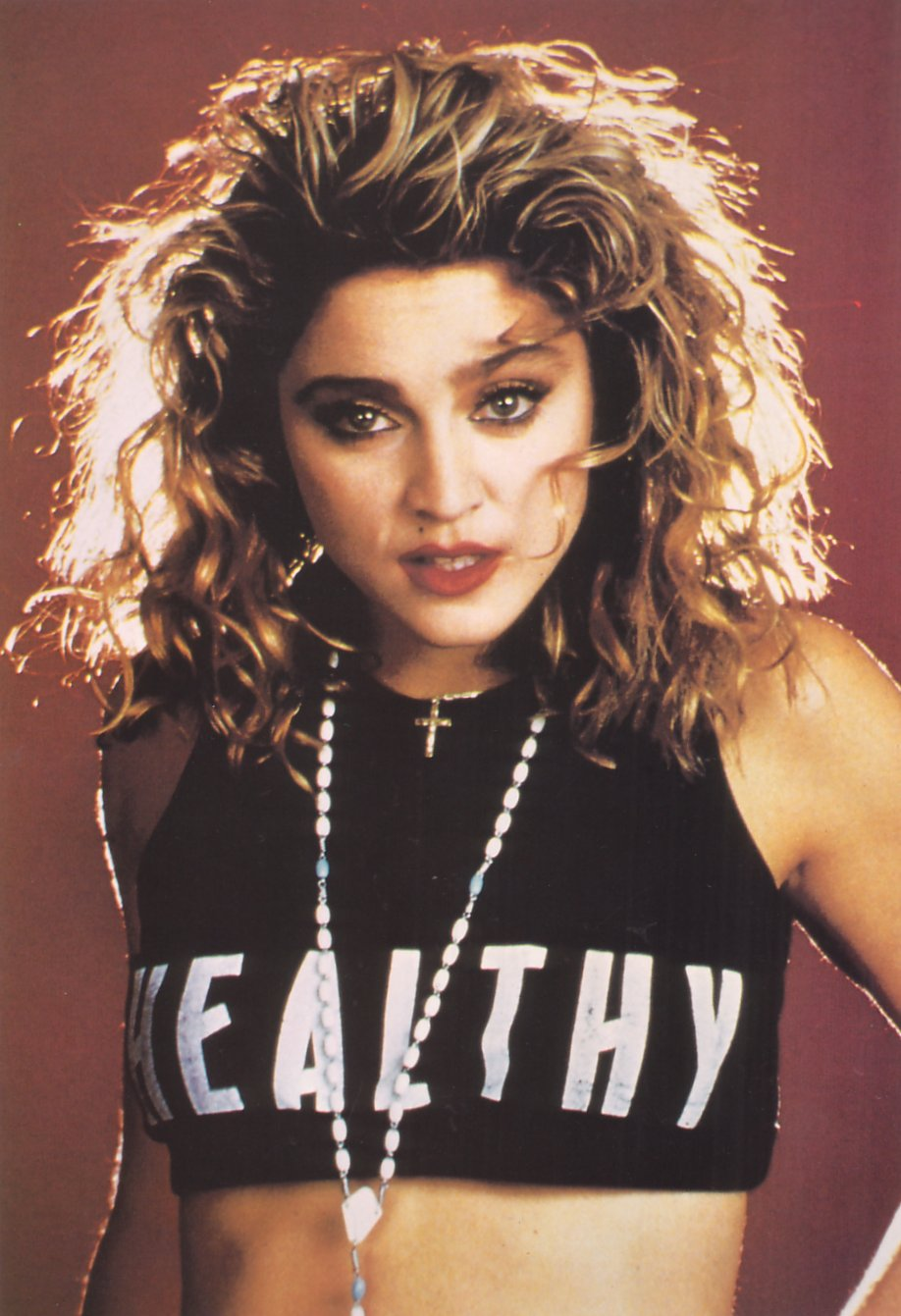 ken regan1 (OK, so this image of Madonna is about five years ahead of Truth or Dare.
