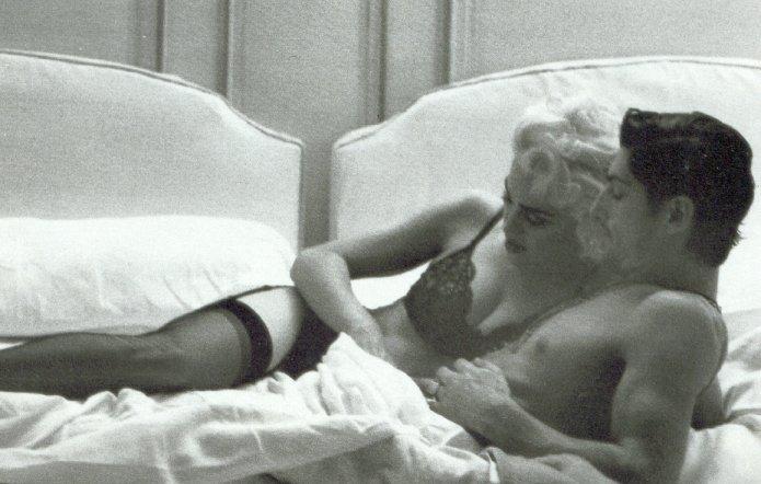hot naked skinny woman sleeping