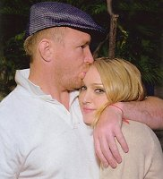 Madonna e Guy 'Fat' Ritchie in Love