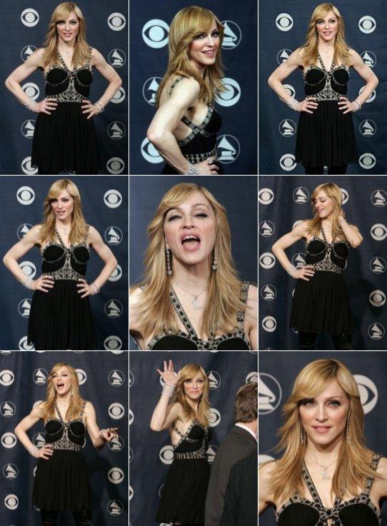Madonna Grammys 2004 Vote Madonna at The Grammys