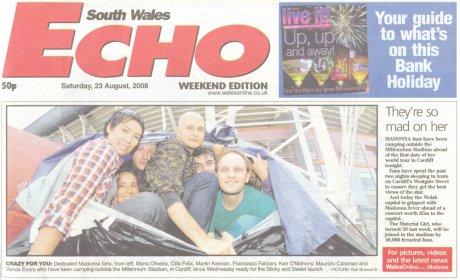 South Wales Echo