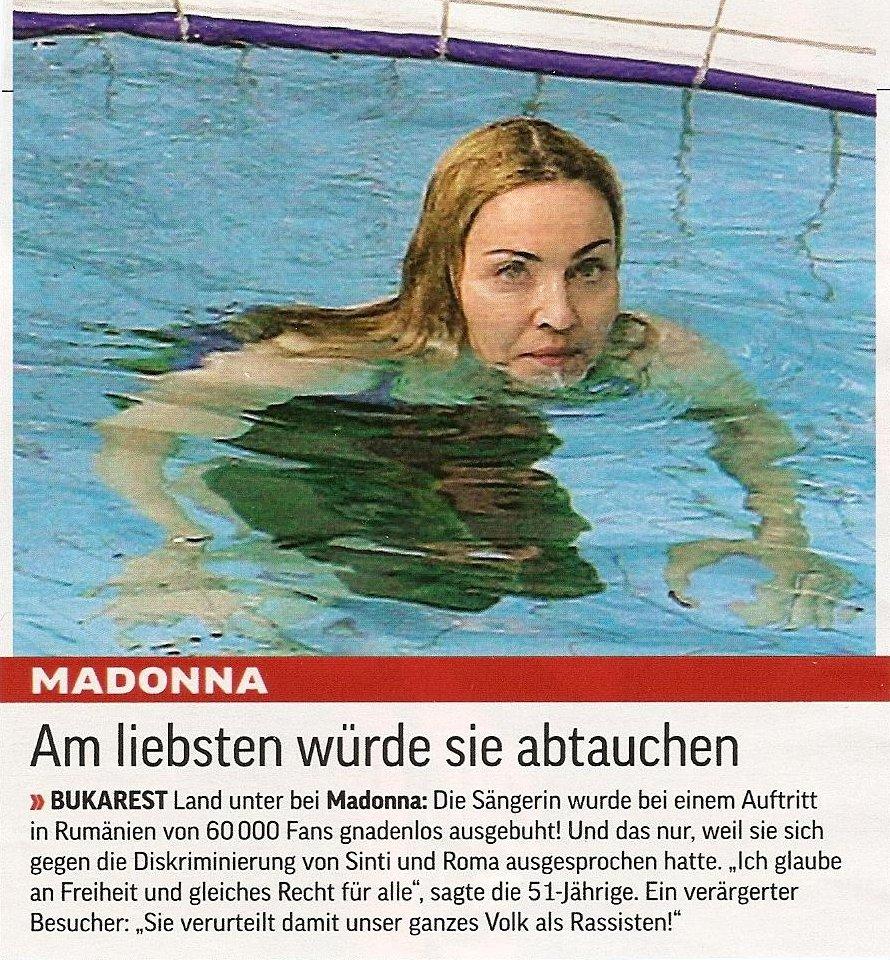 madonnalicious: German Magazines OK