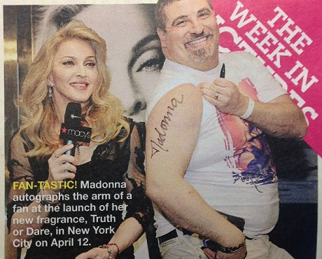 Here are three articles from the US press about Madonna's 'Truth or Dare' ...