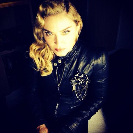madonnalicious madonna 39 s instagram 39 waiting for hard candy 39. Black Bedroom Furniture Sets. Home Design Ideas